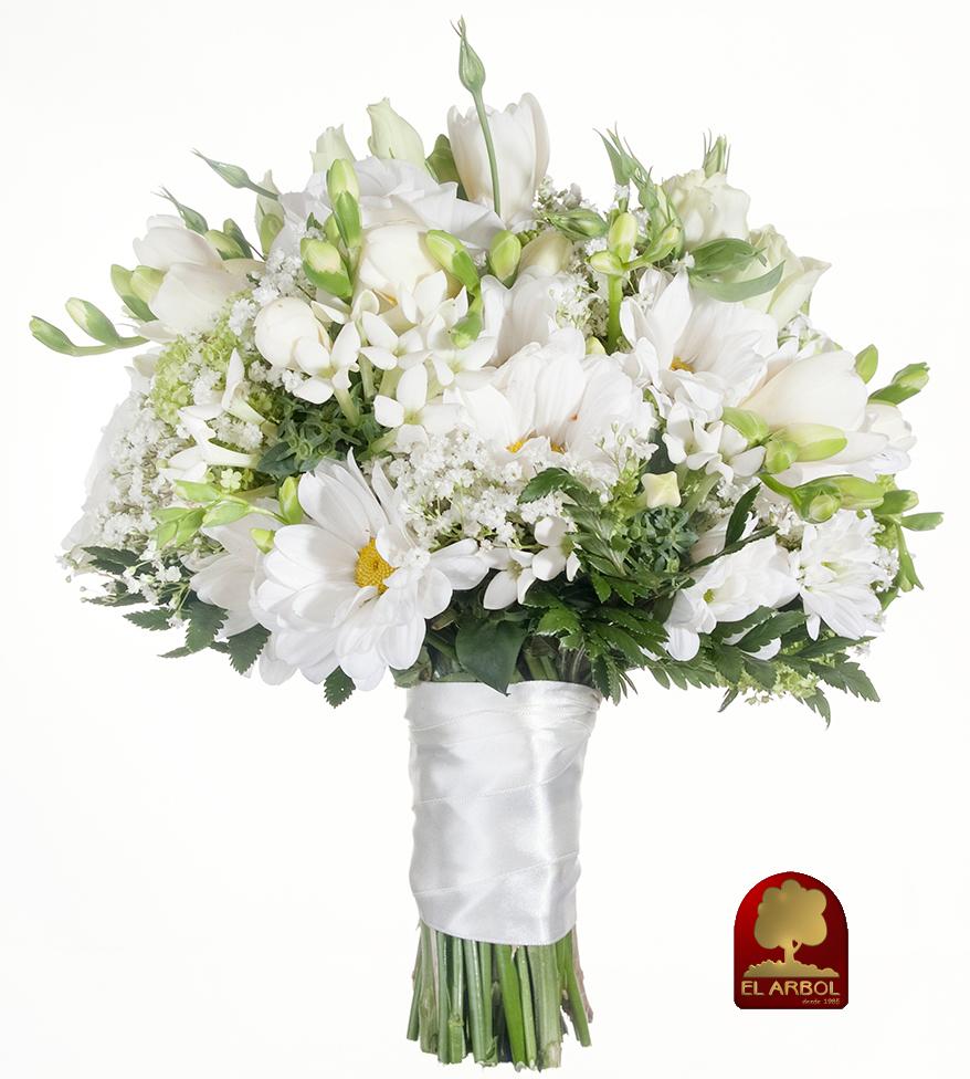 Floristeria el arbol ramos de novia y bodas - Ramos de calas para novias ...